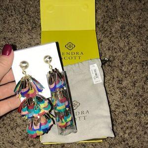 Kendra Scott Jewelry - Kendra Scott Lenni Earrings!